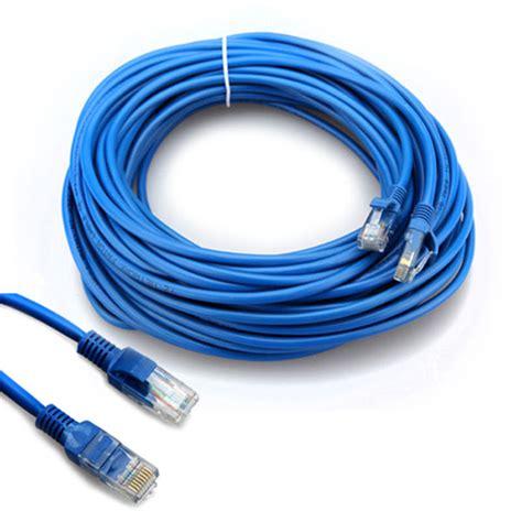 Kabel Lan Kabel Utp Cat 6 20m Quality aliexpress buy 65ft rj45 ethernet cable 1m 3m 1 5m