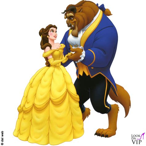 cartone la e la bestia la e la bestia cartone animato disney 2 look da vip