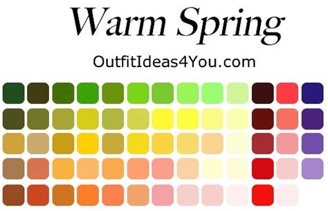 sping colors best 25 color me beautiful ideas on