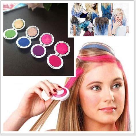 hot hues hairstyles hot huez hues hair chalk set temporary hair non toxic diy
