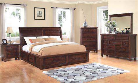 solid wood queen bedroom set holland house sonoma solid wood queen storage bedroom