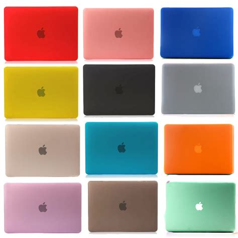 Matte Laptop Apple Macbook Air 11 13 Casing Cover Back frosted surface matte cover for macbook air 11