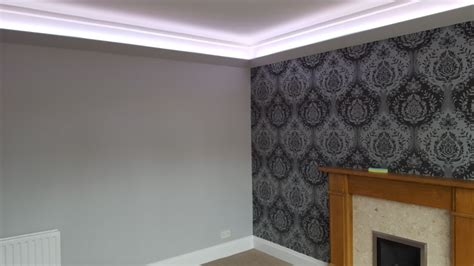 cornice led how to position your led lights