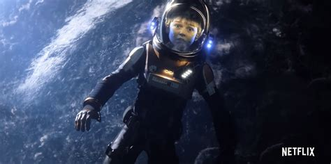lost trailer lost in space reboot trailer from netflix sci fi tv series