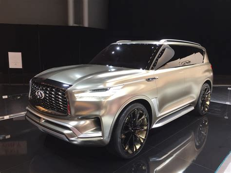 auto show infiniti qx80 monograph at the 2017 new york auto show