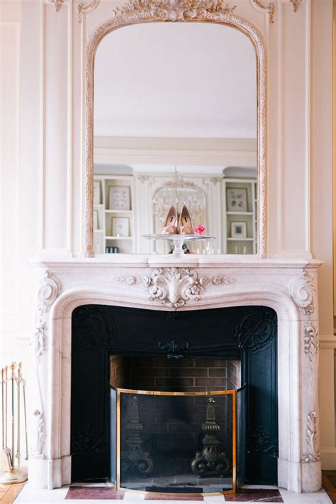 Shabby Chic Fireplace by 17 Best Images About Shabby Chic Fireplaces On