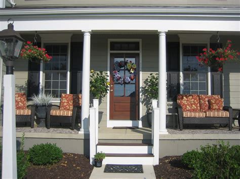 front porch furniture ideas gorgeous front porch furniture with colorful back seat