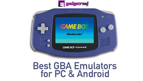 gameboy emulator for android best gba emulators for pc android