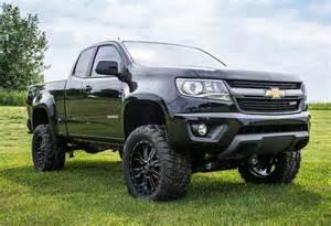 bds 5 5 quot lift suspension 2015 2017 chevy colorado gmc