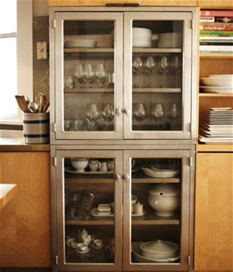 metal kitchen storage cabinets metal cupboards on pinterest metal kitchen cabinets
