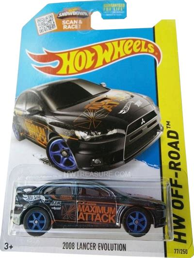Hw 2008 Lancer Evolution 2008 lancer evolution wheels 2015 treasure hunt hwtreasure