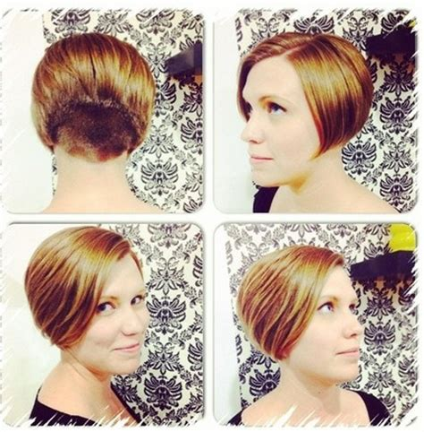 short stacked wedge for fine thinning hair best short hairstyles for thin hair pretty designs