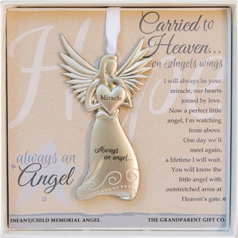 baby loss and christmas infant loss memorial gift