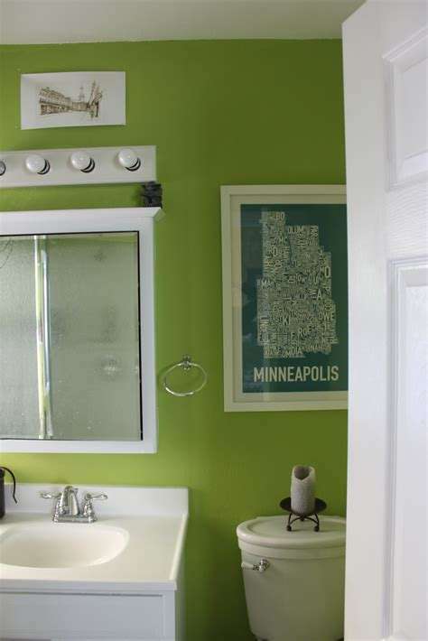 green bathroom decor bathroom accessories lime green interior design