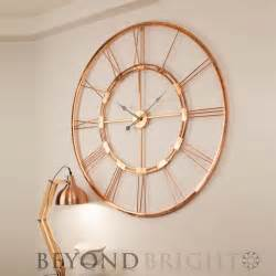 Best Large Wall Clocks by 25 Best Ideas About Large Wall Clocks On Pinterest Big