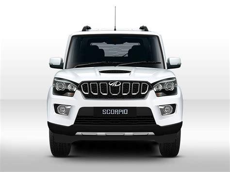 mahindra scorpio facelift launched  india  rs