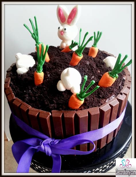 How To Decorate Cakes At Home by Cute Easter Bunny Cake Decorating Ideas Decoration Y