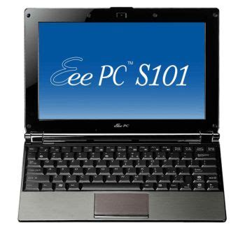 Keyboard Laptop Asus Eee Pc 1000 904 S101 1002 905 asus release official images of high end eee pc s101 liliputing