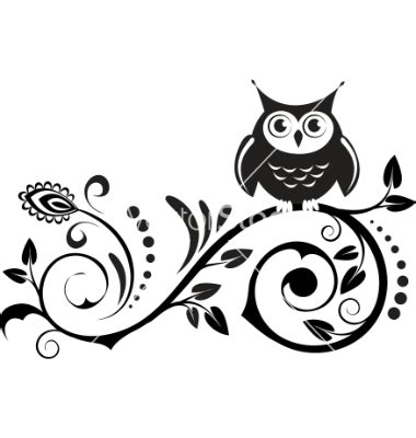 tattoo owl vector cute owl vector 596994 by colorvalley on vectorstock