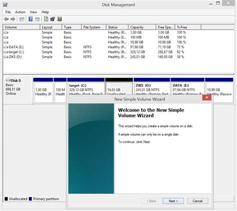 membuat web lokal dengan xp cara membagi lokal disk d di windows xp 7 8 10 balog18