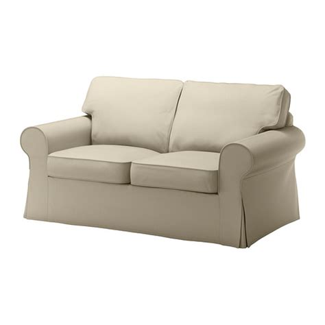 ikea loveseat covers ektorp loveseat cover tygelsj 246 beige ikea