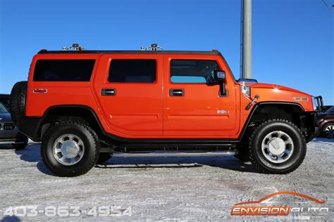 luxury hummer 2008 h2 hummer suv luxury package envision auto