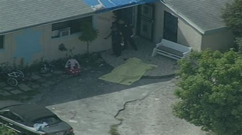 Shooting In Miami Gardens Today by Killed Outside Miami Gardens Home