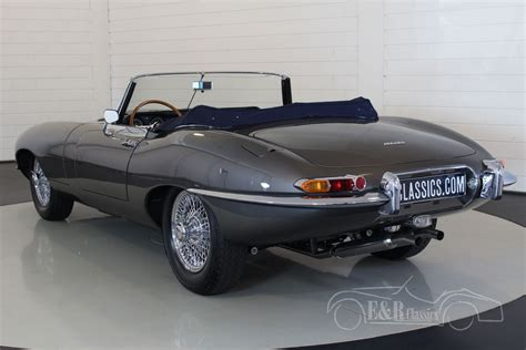 jaguar j type jaguar e type s1 3 8l cabriolet 1963 for sale at erclassics