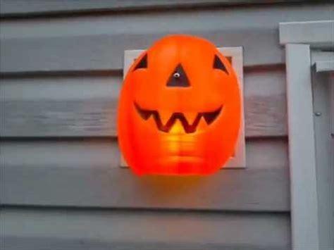pumpkin porch light cover how to a pumpkin front porch light cover
