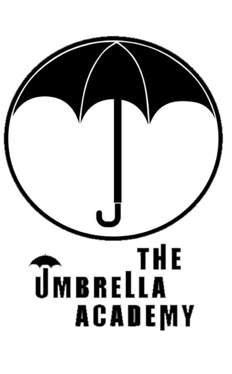 Library of umbrella academy image royalty free stock png
