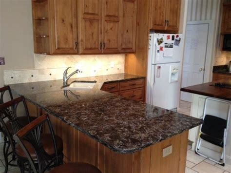 Kitchen Countertop Inserts by Cambria Laneshaw Countertops With Laneshaw Tile Inserts In