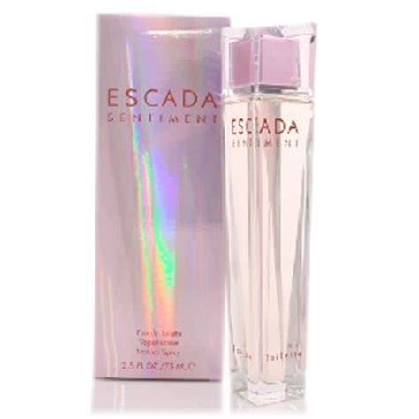 Edcada Sentiment For escada sentiment perfume by escada for fragancias para mujer perfume wholesale