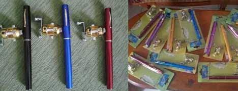 Rod Pena Kecil harga jual alat pancing pena pancing mini
