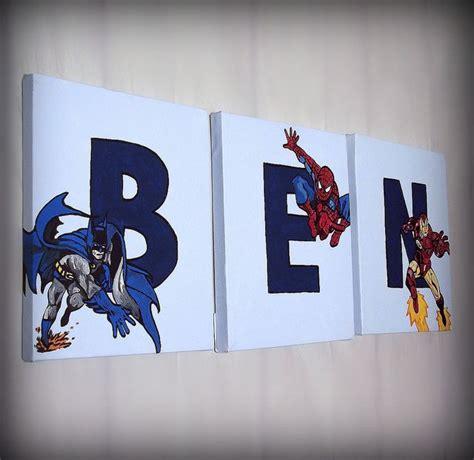 kinderzimmer junge superhelden letters lego kinderzimmer ideen