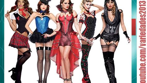 imagenes de disfraces de halloween sexis de mujeres disfraces halloween para mujeres youtube