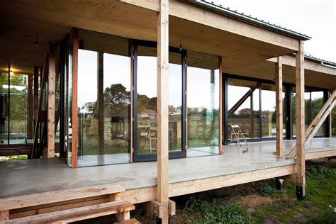 low cost haus low cost low impact neiling ii house was built out of