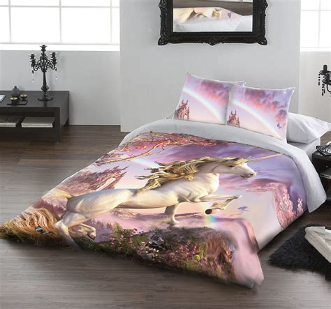 unicorn bedding sets awesome unicorn duvet cover set for uk double us twin