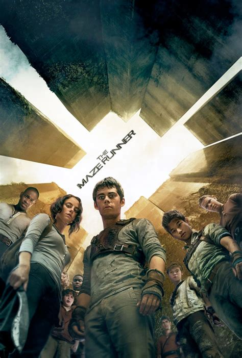 film maze runner 2 the maze runner movie poster 2 81245