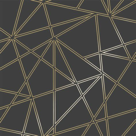 gold wallpaper sles black gold palladium geometric wallpaper wallpaper sales