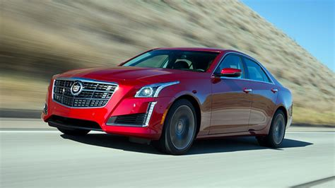 drive cadillac cts cts  dr auto top gear