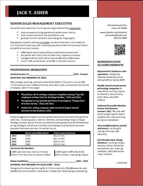 executive cv template resume professional cv executive cv job