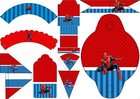 printable spiderman party decorations spiderman party free party printables oh my fiesta