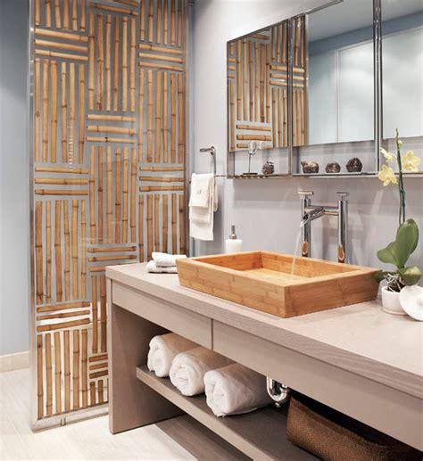 bamboo bathroom ideas bamboo panel asian bathroom dallas by luminexa