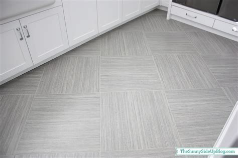 White Bathroom Floor Tile Ideas Downstairs Laundry Room The Sunny Side Up Blog