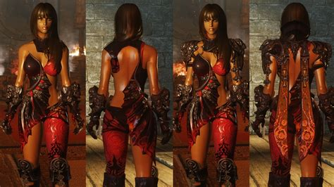 skyrim tera armor hdt skyrim tera armor hdt newhairstylesformen2014 com