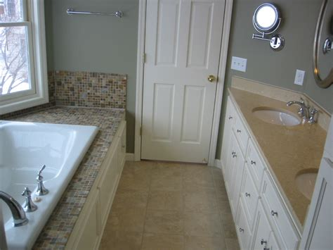 renovating a bathroom bath remodel after 2 texas building pros