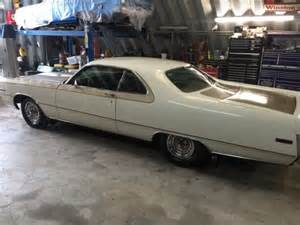 Hurst Chrysler 300 1970 Hurst Chrysler 300 For Sale Photos Technical