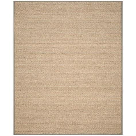 10 by 10 fiber rug safavieh fiber beige 10 ft x 14 ft area rug
