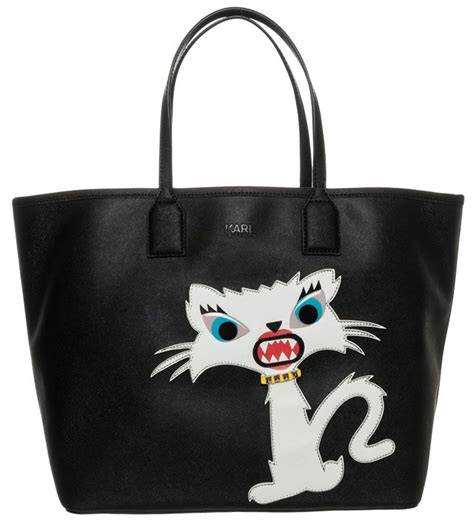 Karl Lagerfeld Says Get A Bag Perhaps From His New Purse Line by Bag At You Karl Lagerfeld Bag Bag At You
