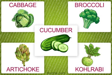 a vegetables list a healthy list of green vegetables you should totally bookmark